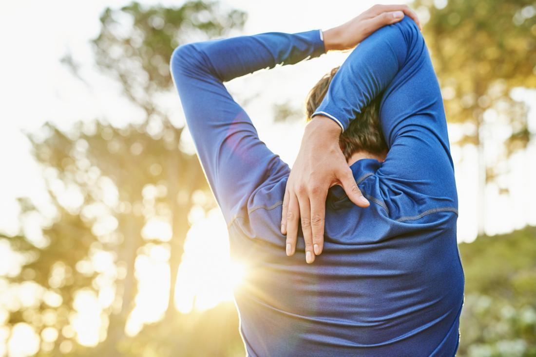 حرکت مفید برای کمردرد