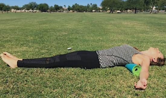 حرکت ورزشی مفید برای درد کمر