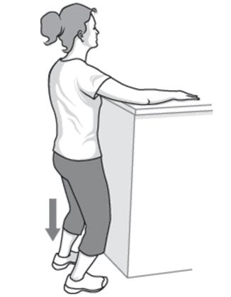 ورزش کشش زیربغل برای یخ زدگی شانه